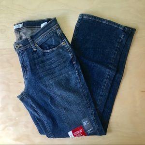 Levi's curvy bootcut jeans 10 NWT